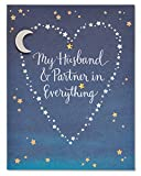 American Greetings Valentine's Day Card for Husband (Stars)