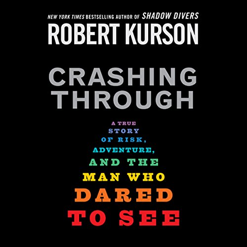 Crashing Through audiobook cover art