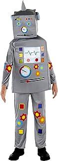 Robot Costume For Kids Disfraces , Multicolor ( Multi color ) , One Size para Hombre