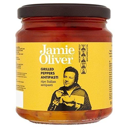 Jamie Oliver, Poivrons Grillés Antipasti 280G