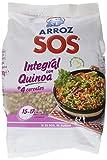 SOS - Arroz Integral Con Quinoa + 4 Cereales 500 g - [Pack de 10]