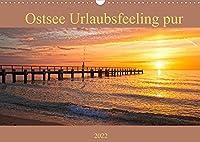 Ostsee Urlaubsfeeling pur (Wandkalender 2022 DIN A3 quer): Zauberhafte Fotografien von der Ostseekueste (Monatskalender, 14 Seiten )