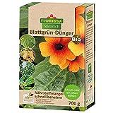Florissa Natürlich 58522 Bio Blattgrün Plus   Erste Hilfe für grüne Chlorosen und gelben Blättern   biologisch GÄRTNERN Gütesiegel   haustierfreundlich, Braun