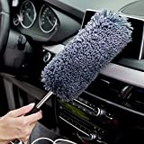 Best Car Dusters - Multi-Functional Car Dash Duster - Free Microfiber Towel Review