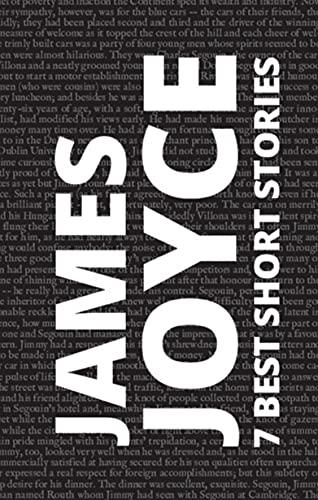 7 Best Short Stories by James Joyce
