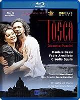 プッチーニ:歌劇「トスカ」全曲《日本語字幕》[Blu-ray]