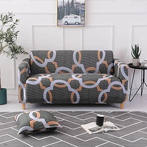 yunge Sofabezug Moderne All-Inclusive rutschfeste Sofa Handtuch Couchbezug Sofabezüge für Wohnzimmer-Farbe 2,1-Sitz 90-140 cm