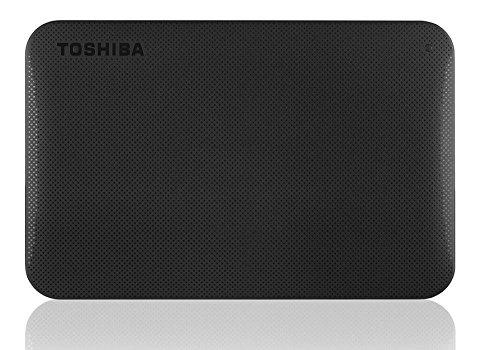 Toshiba Canvio Ready 2TB Externe Festplatte (6,4 cm (2,5 Zoll) USB 3.0) schwarz