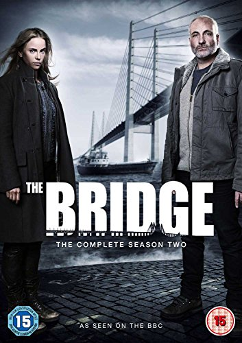 The Bridge: Series 2 [DVD] [UK Import]