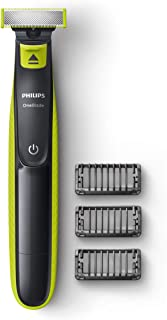OneBlade Philips Hybrid Electric Trimmer and Shaver - QP2520/23