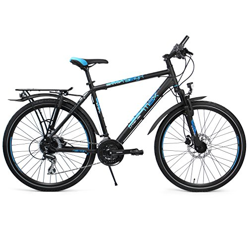 RALEIGH Herren FUNMAX DISC Fahrrad, Black matt, 45