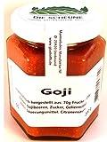 Gojibeeren, preisgekrönter Fruchtaufstrich, 70% Fruchtanteil, 200g, Gourmet Marmelade, Gojibeere...