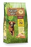 Natur Plus Trockenfutter Hundefutter Adult (12 kg)
