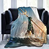 GMGMJY Jason-Momoa Blanket Ultra-Soft Micro Fleece Blanket£¨50'' X40£¬60 X50£¬80 X60£
