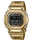 G-Shock GMW-B5000GD-9CR Gold One Size...