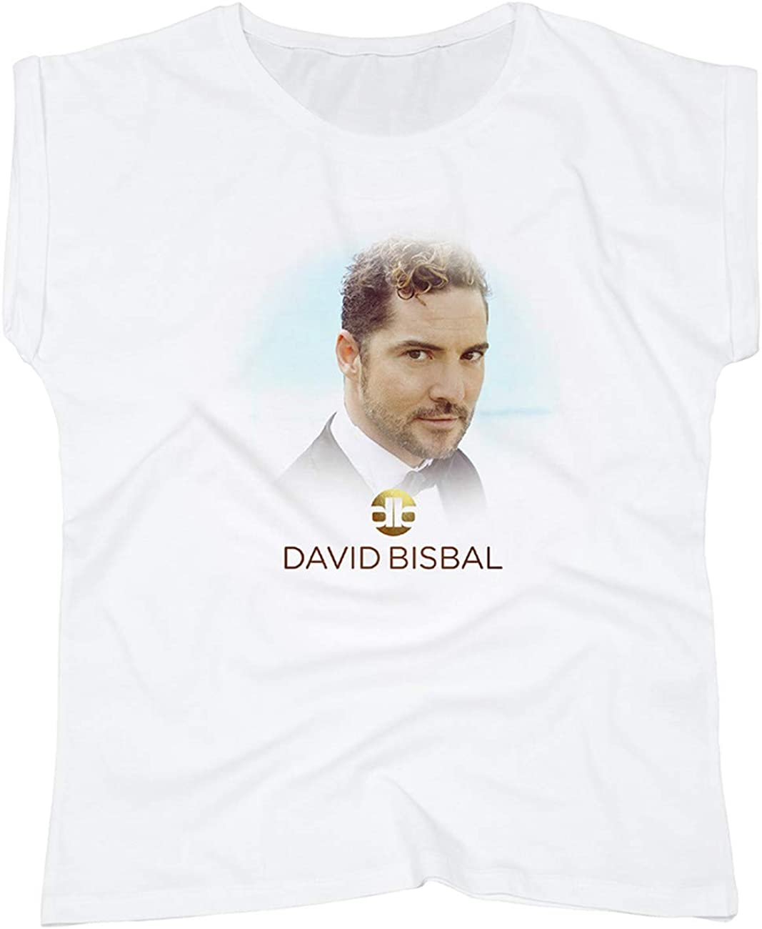 onstage - Camiseta Mujer David BISBAL Imagen Grande Mujer