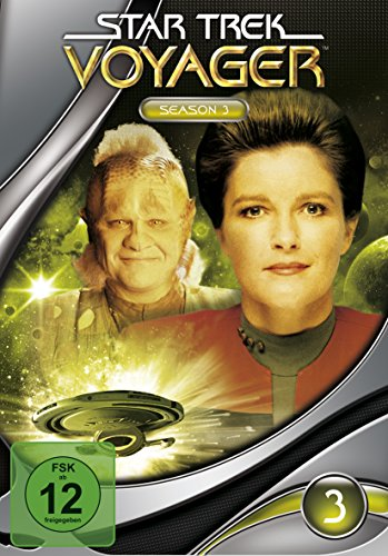 Star Trek - Voyager: Season 3 [7 DVDs]