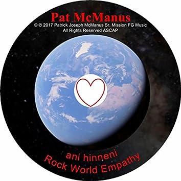 Ani Hinneni Rock World Empathy
