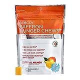 Saffron Hunger Chews, Appetite Control Formula, 30 Soft Chews
