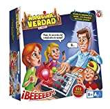 Play Fun La Máquina de la Verdad - Juego de mesa familiar para adultos y niños a partir de 8 años (en español) - IMC Toys