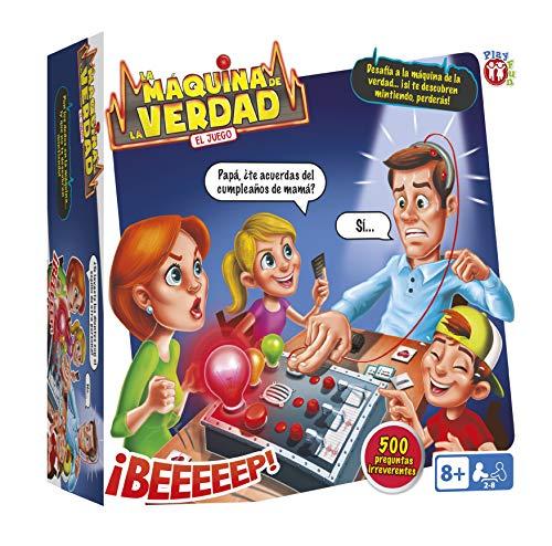 IMC Toys - Play Fun, La Máquina de la Verdad en Español,...