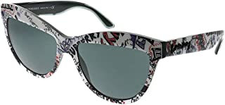 Burberry Cat Eye Sunglasses For Women, Grey - BE4267 37128756