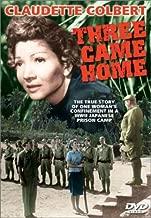 three came home dvd