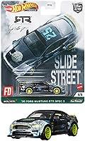 ホットウィール(Hot Wheels) カーカルチャー スライドストリート '20 フォード・マスタング RTR スペック 5 GRJ80