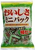 三幸食品 おいしさミニパック わさび柿ピー 310g
