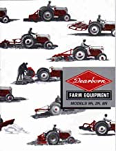 9N 2N 8N FORD DEARBORN TRACTOR IMPLEMENTS COMPANY SALES BROCHURE 1939-1952