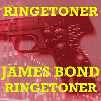 James Bond Ringetoner