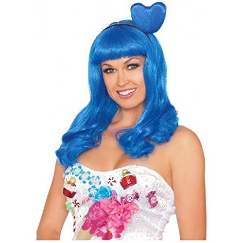 Candy Girl Wig Fancy Dress