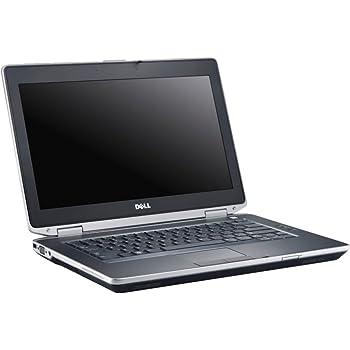 Dell Latitude E6430 14in Notebook PC - Intel Core i5-3320 2.6GHz 8GB 320gb SATA Windows 10 Professional (Renewed)