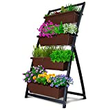 Vertical Garden freestanding elevated planter