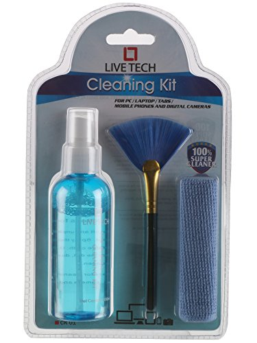 Live Tech Laptop Cleaning Kit