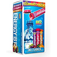 30-Count Zipfizz Healthy Energy Drink Mix Variety Pack