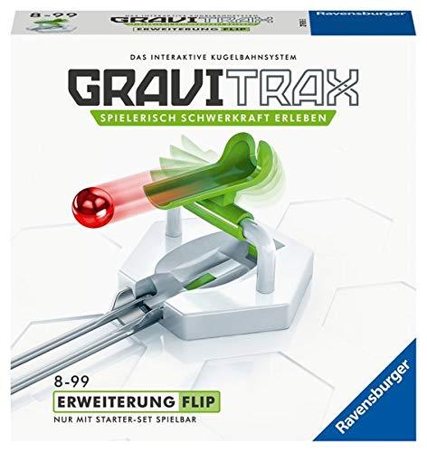 Ravensburger 27616 GraviTrax Kugelbahn - Erweiterung Action-Stein Flip