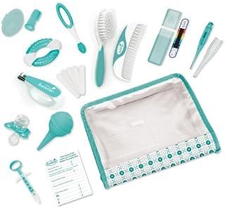 Summer Infant Kit completo de cuidado para el bebé., talla única , Cerceta/Blanco