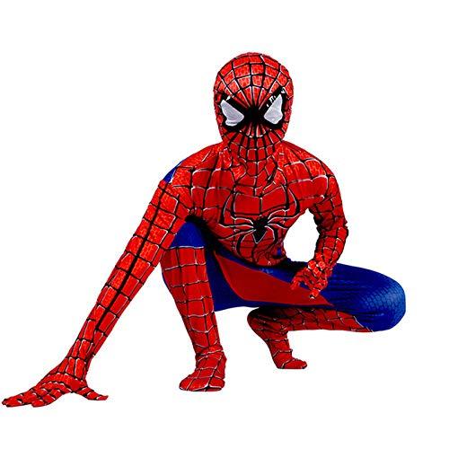 YUANY Disfraz de Cosplay de Deadpool para niños y niños, Traje de...