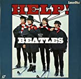 HELP! WITH THE BEATLES ヘルプ! 4人はアイドル ビートルズ[ザ・ビートルズ][Laser Disc] image