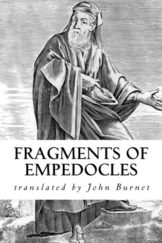 Fragments of Empedocles