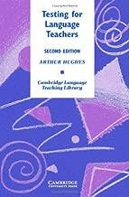 Best testing for language teachers ebook Reviews