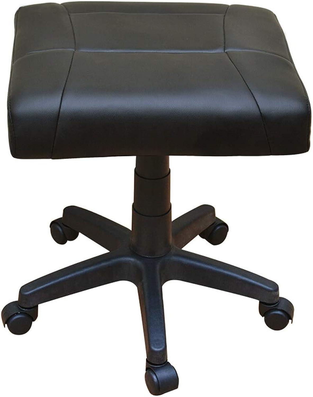 Qjifangyizi Hoher Hocker, großes Sitzkissen Bewegliche höhenverstellbare Theke Theke Theke Frühstücksstühle B07P1GVMLF | Realistisch  938cd4