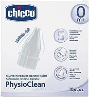 Chicco, Repuestos de aspirador nasal para bebé, PhysioClean