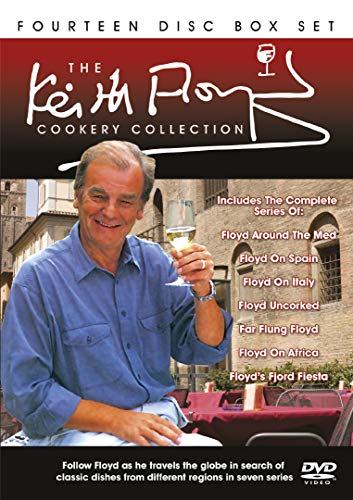 The Keith Floyd Cookery Collection - Complete 7 Series [14 DVDs]