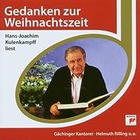 Gedanken Zur Weihnachtszeit: Hans Joachim Kulenkampff Etc