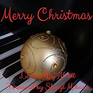 Merry Christmas cover art