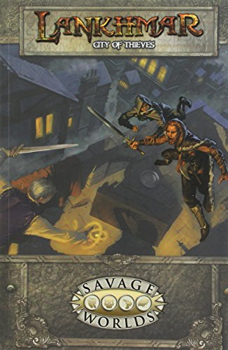 Lankhmar: City of Thieves Softcover (S2P11000)