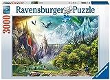 Ravensburger- Puzzle 3000 pièces-Règne des Dragons Adulto, 16462