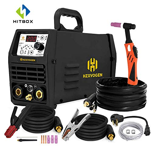 Compatible with HZXVOGEN TIG200P 110V TIG Welder 220V HF TIG ARC Stick Lift TIG Welding Machine